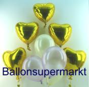 Ballons-Hochzeit